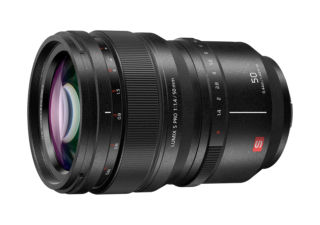 PANASONIC S-X50E objectif photo 50mm f/1.4