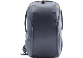 Peak Design Everyday Backpack Zip 20L v2 sac à dos Midnight Blue