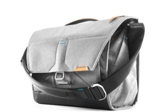 "Peak Design Everyday Messenger 15"" cendré (ash)"