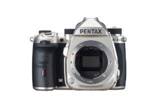 Pentax K3 III silver