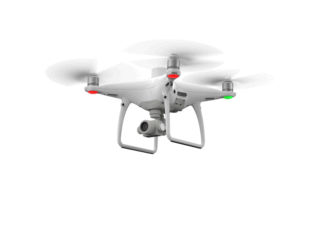 DJI Phantom 4 RTK + Station mobile D-RTK 2 Combo
