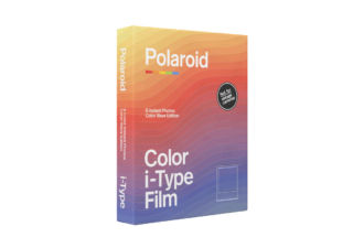Polaroid film couleur i-Type - Color Wave Edition