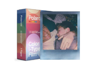 Polaroid film couleur i-Type - Metallic Nights double pack