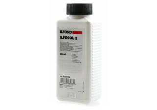 ILFORD révélateur pour films N&B Ilfosol 3 0,5 litre