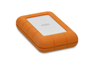 LACIE disque dur externe Rugged Thunderbolt / USB-C 4 To