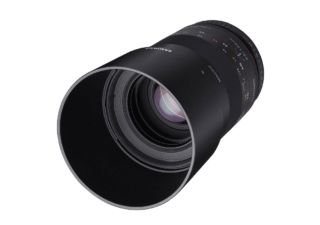 SAMYANG 100 mm F2.8 macro ED UMC monture Sony A objectif photo