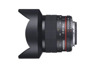 SAMYANG 14 mm f/2.8 IF ED UMC Aspherical monture SONY A objectif photo