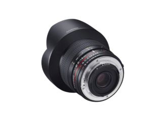 SAMYANG 14 mm f/2.8 IF ED UMC Aspherical monture CANON objectif photo