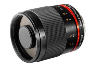 SAMYANG 300 mm f/6.3 ED UMC CS noir monture SONY E objectif photo hybride