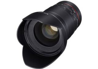 SAMYANG 35 mm f/1.4 AS UMC monture CANON AE objectif photo