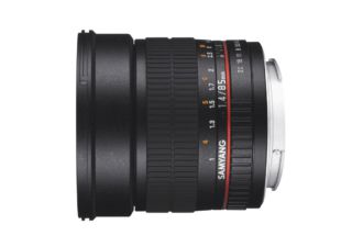 SAMYANG 85 mm f/1.4 AS IF monture FUJIFILM X objectif photo