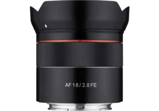 Samyang AF 18 mm f/2.8 monture Sony FE objectif photo