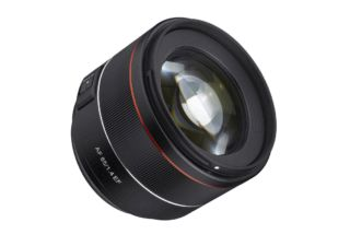 Samyang AF 85 mm f/1.4 monture Sony FE objectif photo
