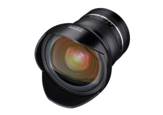 Samyang XP 14mm f/2.4 Monture Nikon Fx objectif photo