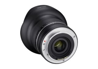 Samyang XP 10 mm f/3.5 Canon EF objectif photo