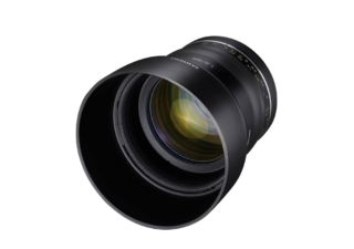SAMYANG XP 85 mm F1.2 monture Canon EF objectif photo