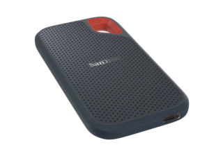Sandisk Extreme Portable 1 To disque SSD externe, 550MB/s