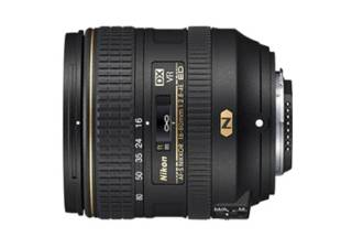 NIKON AF-S DX NIKKOR 16-80 mm f/2.8-4E ED VR objectif photo