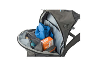 MINDSHIFT sac à dos Side Path Charcoal Gris