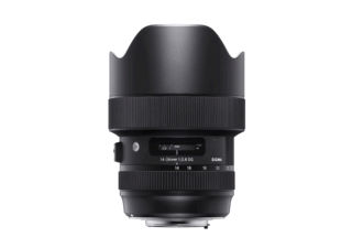 SIGMA 14-24 mm f/2.8 DG HSM Art monture SIGMA objectif photo