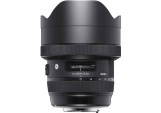 SIGMA ART 12-24 mm f/4 DG HSM monture Nikon objectif photo