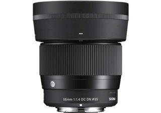 SIGMA 56 mm F1.4 DC DN Contemporary monture Micro 4/3 objectif photo