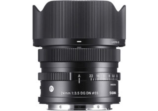 Sigma 24 mm f/3.5 DG DN Contemporary monture Sony E objectif photo
