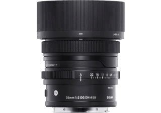 Sigma 35 mm f/2 DG DN Contemporary monture Sony E objectif photo
