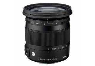 SIGMA CONTEMPORARY 17-70 mm f/2.8-4 DC MACRO HSM monture Sony A objectif photo