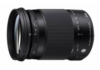 SIGMA CONTEMPORARY 18-300 mm F3.5-6.3 DC MACRO OS HSM monture NIKON objectif photo
