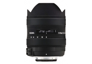 SIGMA 8-16 mm f/4.5-5.6 DC HSM monture SONY objectif photo