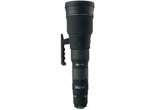 SIGMA 300-800 mm f/5.6 DG APO HSM EX monture NIKON objectif photo