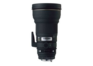 SIGMA 300 mm f/2.8 APO DG EX HSM monture NIKON objectif photo