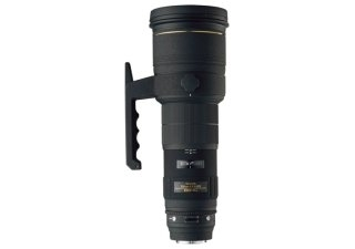 SIGMA 500 mm f/4.5 APO DG EX monture SONY objectif photo