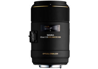 SIGMA 105 mm f/2.8 DG EX Macro OS HSM monture CANON objectif photo