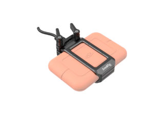 Smallrig 2814 fixation pour Lacie Rugged SSD