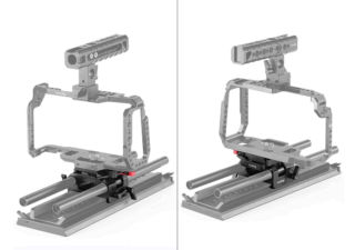 SmallRig baseplate pour BMPCC 4K