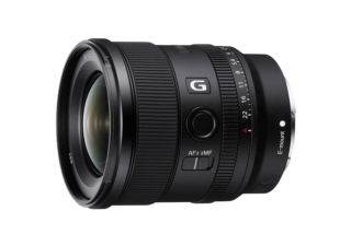 Sony FE 20mm f/1.8 G objectif photo
