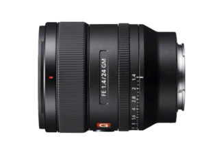 SONY FE 24 mm f/1.4 GM objectif photo