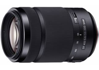 SONY DT 55-300 mm F4.5-5.6 SAM monture Sony A objectif photo
