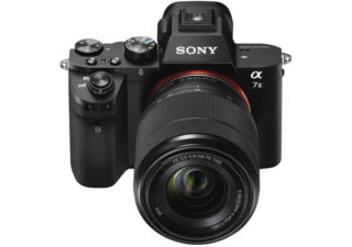 SONY compact hybride Alpha 7 Mark II + 28-70 mm