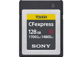 Sony CFExpress Tough type B 128GB