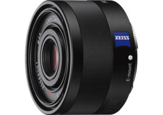 SONY Zeiss Sonnar T* FE 35 mm f/2.8 ZA monture Sony E objectif photo hybride
