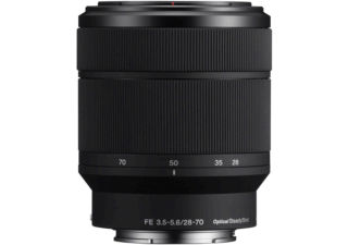 SONY FE 28-70 mm f/3.5-5.6 OSS monture Sony E objectif photo hybride