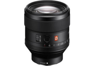 SONY FE 85 mm f/1.4 GM monture Sony E objectif photo