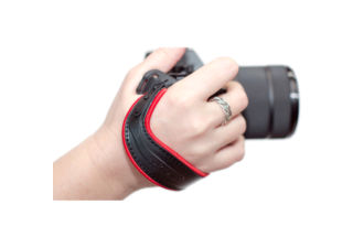 Spider Holster Light Hand Strap noir