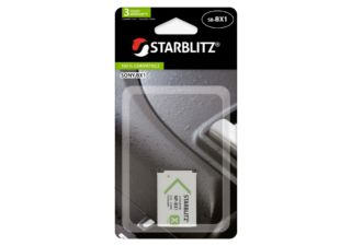 STARBLITZ batterie photo compatible Sony NP-BX1