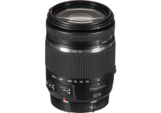 TAMRON AF 18-270mm F/3.5 -6.3 Di II VC PZD pour Canon objectif photo