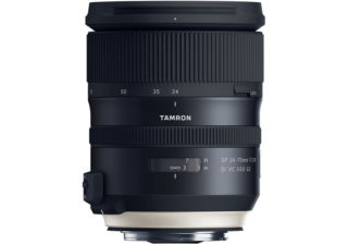 TAMRON SP 24-70mm f/2.8 Di VC USD G2 monture CANON objectif photo