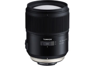 Tamron SP 35 mm f/1.4 Di USD monture Canon objectif photo